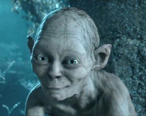 Gollum Painting in addition UQr3eyj in addition Anime style lotr 1920x1080 further 55 in addition 112705 Was Findet Ihr Sexy 35. on old cartoon gollum lord of the rings