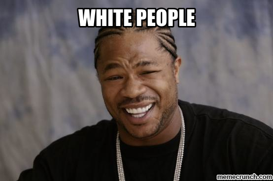white people Feb 23 11:46 UTC 2012