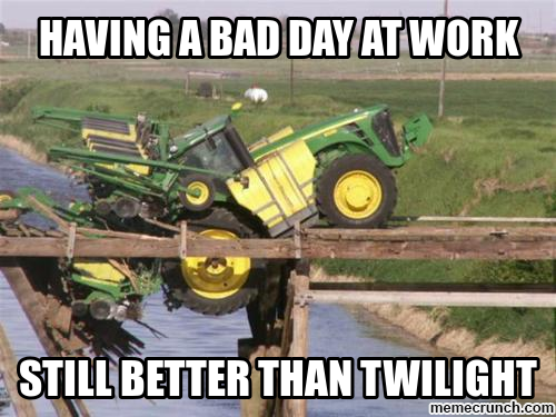 Funny Memes For A Bad Day At Work : Bad day at work meme
