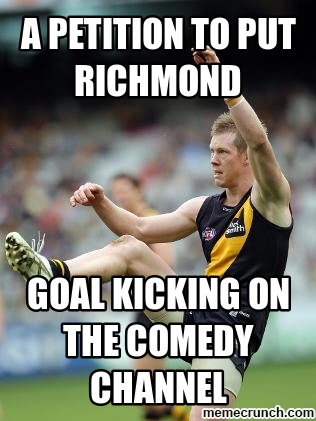 A Petition To Put Richmond