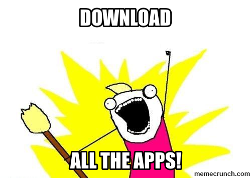 Download All The Apps