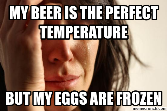 Fridge Problems