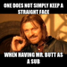 One does not simply keep a straight face