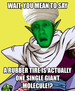 Random Scientific Facts Piccolo Meme