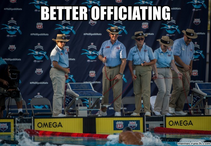 better Officiating