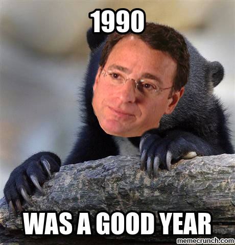 Introducing: Confession Bear Saget