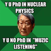 Y U PhD IN NUCLEAR PHYSICS
