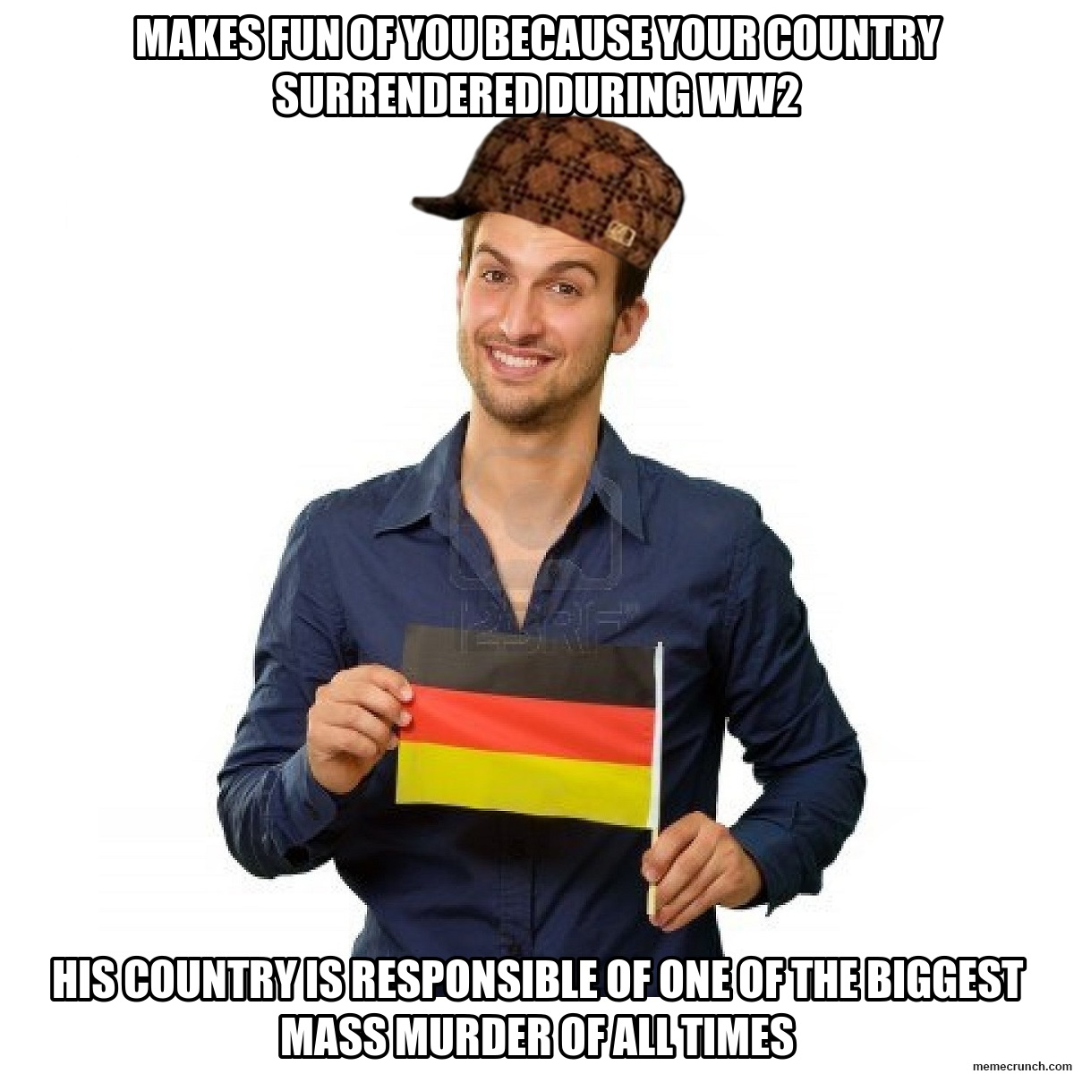 As A French Guy Living In Germany