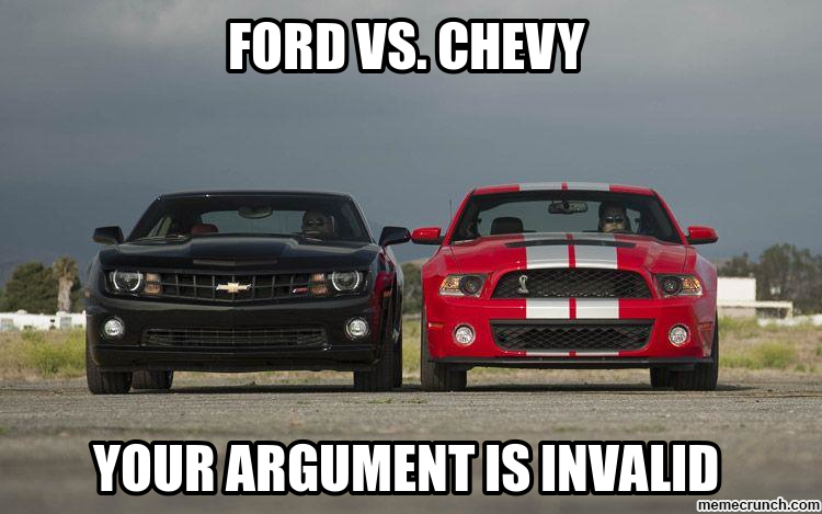 funny chevy vs ford pictures - photo #35
