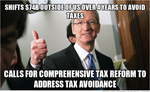 Good Guy Tim Cook