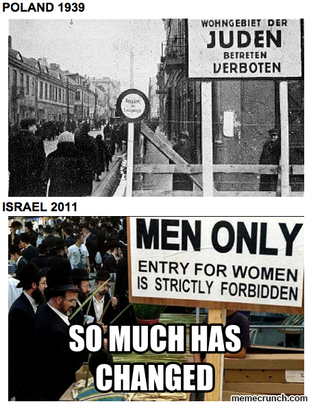 Meme Israel Women's Rights