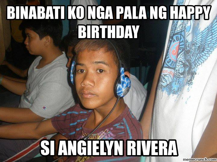 Happy Birthday A...Totoy Brown Meme Generator