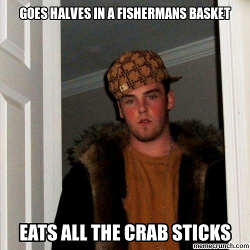 Fishermans basket