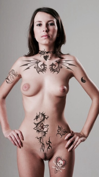 tattoo on tits